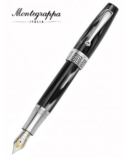 Stylo Plume Montegrappa Extra 1930 Black and White ISEXT_CH