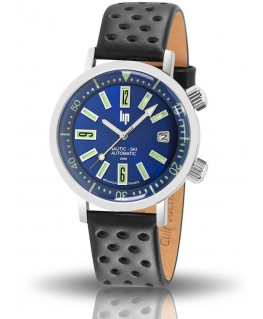 Montre Lip Nautic-Ski Automatique Cadran Bleu 671506