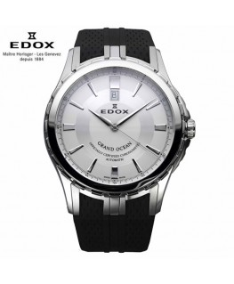 Montre-homme-Edox-Grand-Ocean-chronometer-automatique-50%-Réf_800773AIN