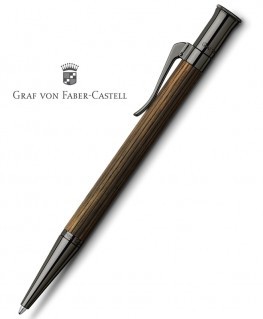 Stylo Bille Graf Von Faber Castell Classique Bois de Macassar 145536