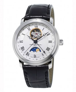 Montre Frédérique Constant Classics Heart Beat Moonphase Automatique FC-335MC4P6