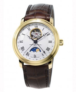 Montre Frédérique Constant Classics Heart Beat Moonphase Automatique FC-335MC4P5