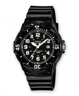 Montre Casio Collection Noir LRW-200H-1BVEF