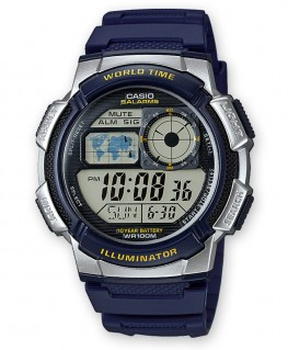 Montre Casio Collection World Time AE-1000W-2AVEF