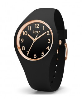 Montre ICE Watch ICE Glam Black Rose-Gold Petite