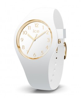 Montre ICE Watch ICE Glam White Gold Petite