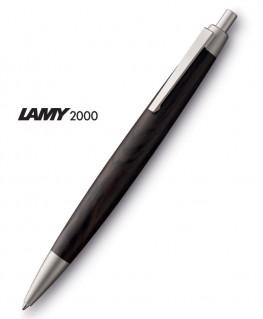Stylo Bille Lamy 2000 Blackwood Mod.203