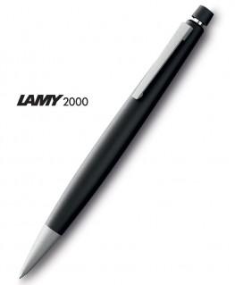Stylo Porte-Mine Lamy 2000 Résine Noire Mate  0.7 Mod.101