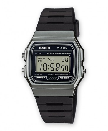 Montre Casio Vintage F-91WM-1BEF