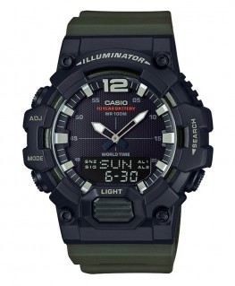 Montre Casio Collection TéléMémo HDC-700-3AVEF