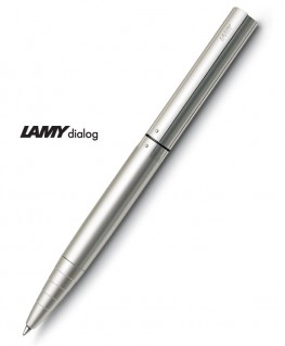 Stylo-Roller-Lamy-Dialog2-Palladium-Mod.374-Réf.1317735