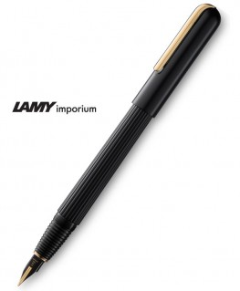 Stylo-Plume-Lamy-Imporium-Black-Gold-Mod.060-Réf.1327928