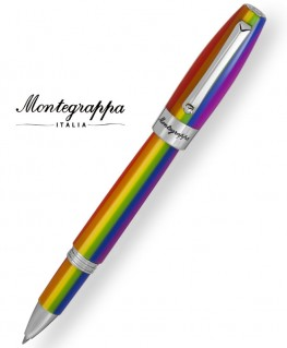 Stylo Roller Montegrappa Fortuna Rainbow