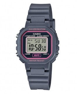 Montre Casio Collection Kids Gris LA-20WH-8AEF
