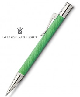 Stylo Bille Graf von Faber Castell Guilloché Vert Reptile