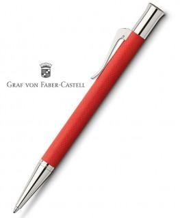 Stylo Bille Graf von Faber Castell Guilloché Rouge Indien 145266