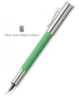 Stylo Plume Graf von Faber Castell Guilloché Vert Reptile 145270