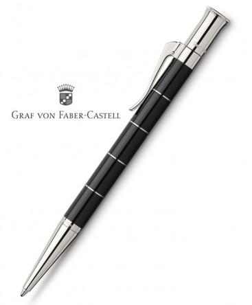 Stylo Bille Graf Von Faber Castell Classic Anello Résine Noire 145693
