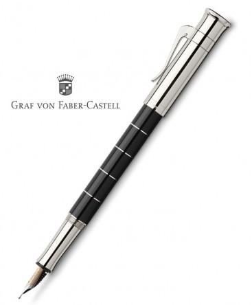 Stylo Plume Graf Von Faber Castell Classic Anello Résine Noire 145770