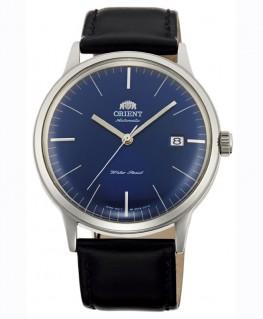 Montre-Homme-Orient-Bambino-III-Automatique-Cadran-Bleu-Réf_AC0000DD