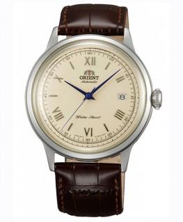 Montre-Orient-Classique-Acier-Automatique-Cadran-Crème-Réf_AC00009N