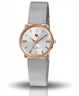 Montre Lip Dauphine 29mm Milanais 671472