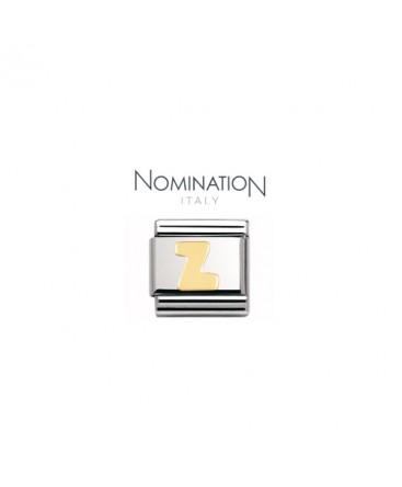 Nomination Lettre Z