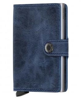 Secrid Miniwallet Vintage Blue