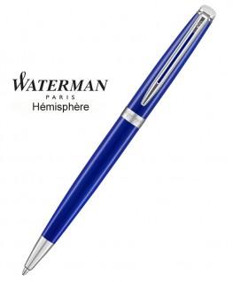 Stylo Bille Waterman Hémisphère Bleu de Minuit CT réf 2042968