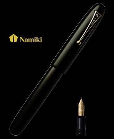 Stylo Plume Namiki Empereur Laque Noire Urushi Réf_FNF-148S-F