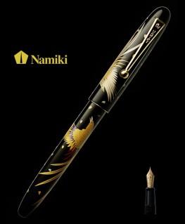 Stylo Plume Namiki Tradition Faisan Doré réf FN-5M-KI