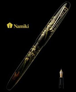 Stylo Plume Namiki Yukari Bamboo réf FN-20M-TA
