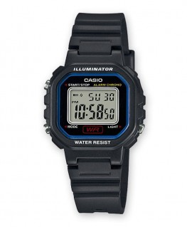 Montre Casio Collection Kids Noir LA-20WH-1CEF