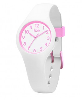 Montre ICE Watch ICE Ola Kids Candy White XS