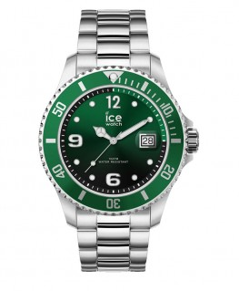 Montre ICE Watch Ice Steel Green Silver