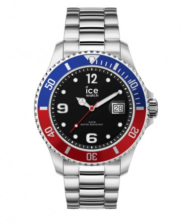 Montre ICE Watch Ice Steel United Silver Large réf 016547