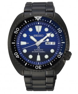 Montre Seiko PROSPEX Automatique Diver's Save The Ocean 200M SRPD11K1