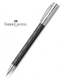 Stylo Porte-mine Faber-Castell Ambition Losange Noir
