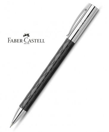 stylo-porte-mine-faber-castell-ambition-losange-noir-ref_138900