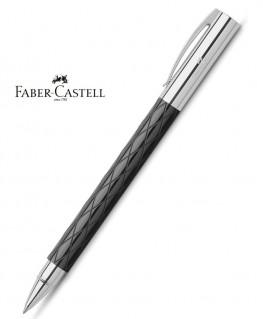 Stylo Roller Faber-Castell Ambition Losange Noir
