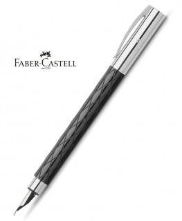Stylo Plume Faber-Castell Ambition Losange Noir