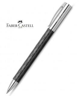 Stylo Bille Faber-Castell Ambition Losange Noir