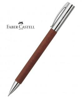 Stylo Porte-Mine Faber Castell Ambition Bois de Poirier