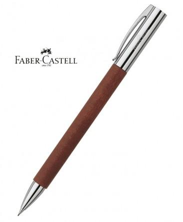 Stylo-Porte-Mine-Faber-Castell-Ambition-Bois-de-Poirier-réf_138131