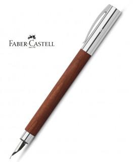 Stylo Plume Faber-Castell Ambition Bois de Poirier