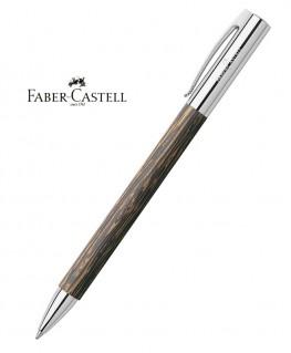 Stylo Bille Faber Castell Ambition Bois de Cocotier