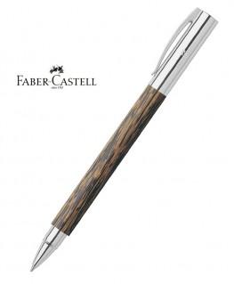 Stylo Roller Faber Castell Ambition Bois de Cocotier