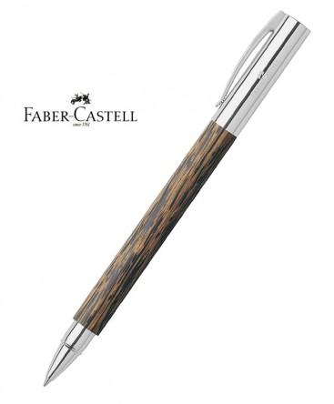 Stylo-Roller-Faber-Castell-Ambition-Bois-de-Cocotier-réf_148120