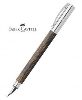 Stylo Plume Faber Castell Ambition Bois de Cocotier