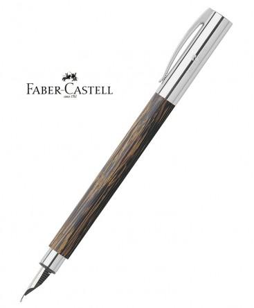stylo-plume-faber-castell-ambition-bois-de-cocotier-ref_148170